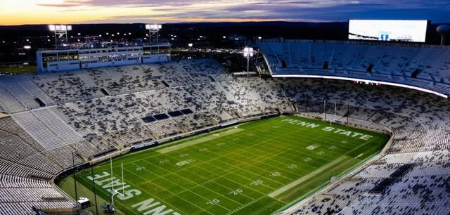 Penn State Football: White Out Set For Michigan Game